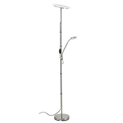 B.K.Licht LED Stehlampe inkl LED Platine