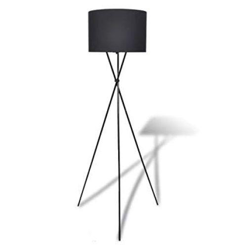 Leuchtwunder Moderne Dreibein Design Stehlampe