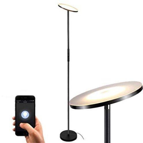 TECKIN Stehlampe LED