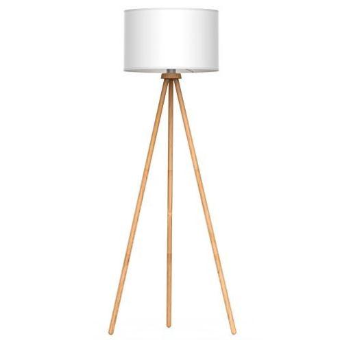 tomons FL1002 Stehlampe Stativ aus Holz