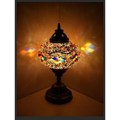 Samarkand Lights Mosaiklampe L